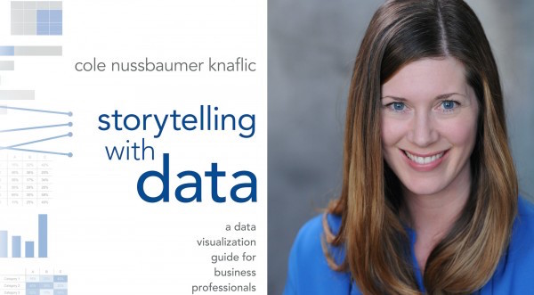 Creating a Data-Driven Culture, Interview with Cole Nussbaumer Knaflic