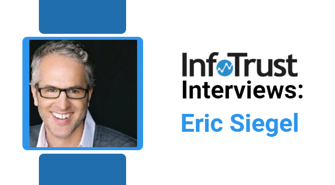 [Interview] Predictive Analytics with Eric Siegel