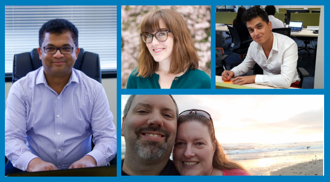 New Employee Spotlight: From the West Coast to Dubai!