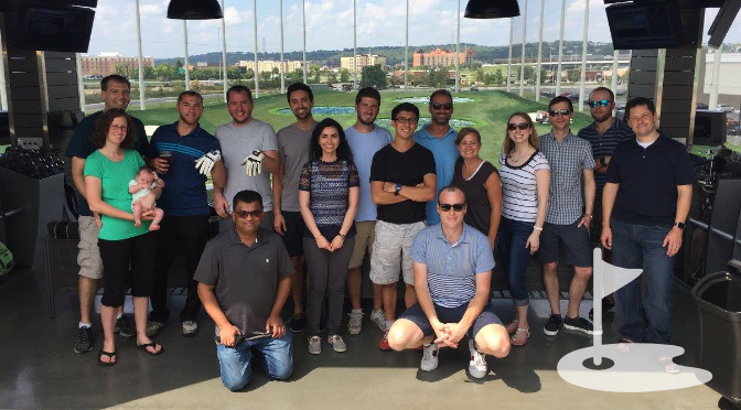 InfoTrust Outing: Top Golf