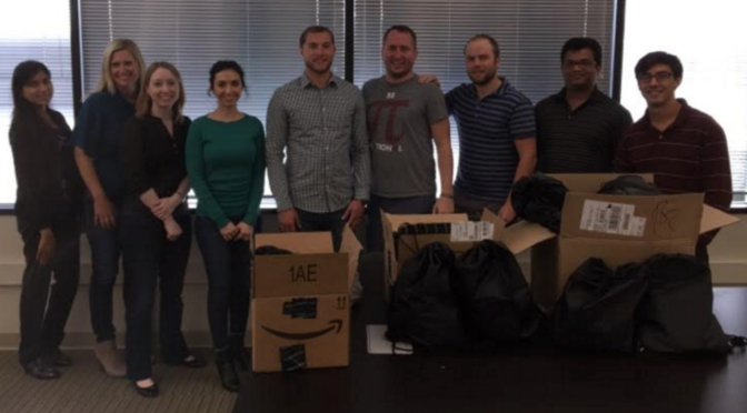 InfoTrust Gives Back to Local Veterans for Q3 Service Initiative