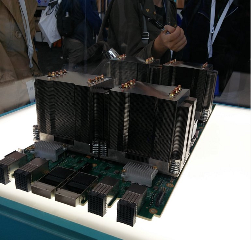 Cloud Tensor Processing Unit