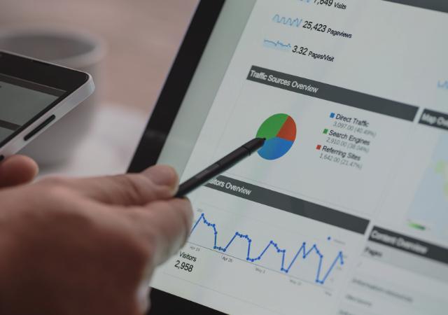 Data Dashboard and Custom Reports