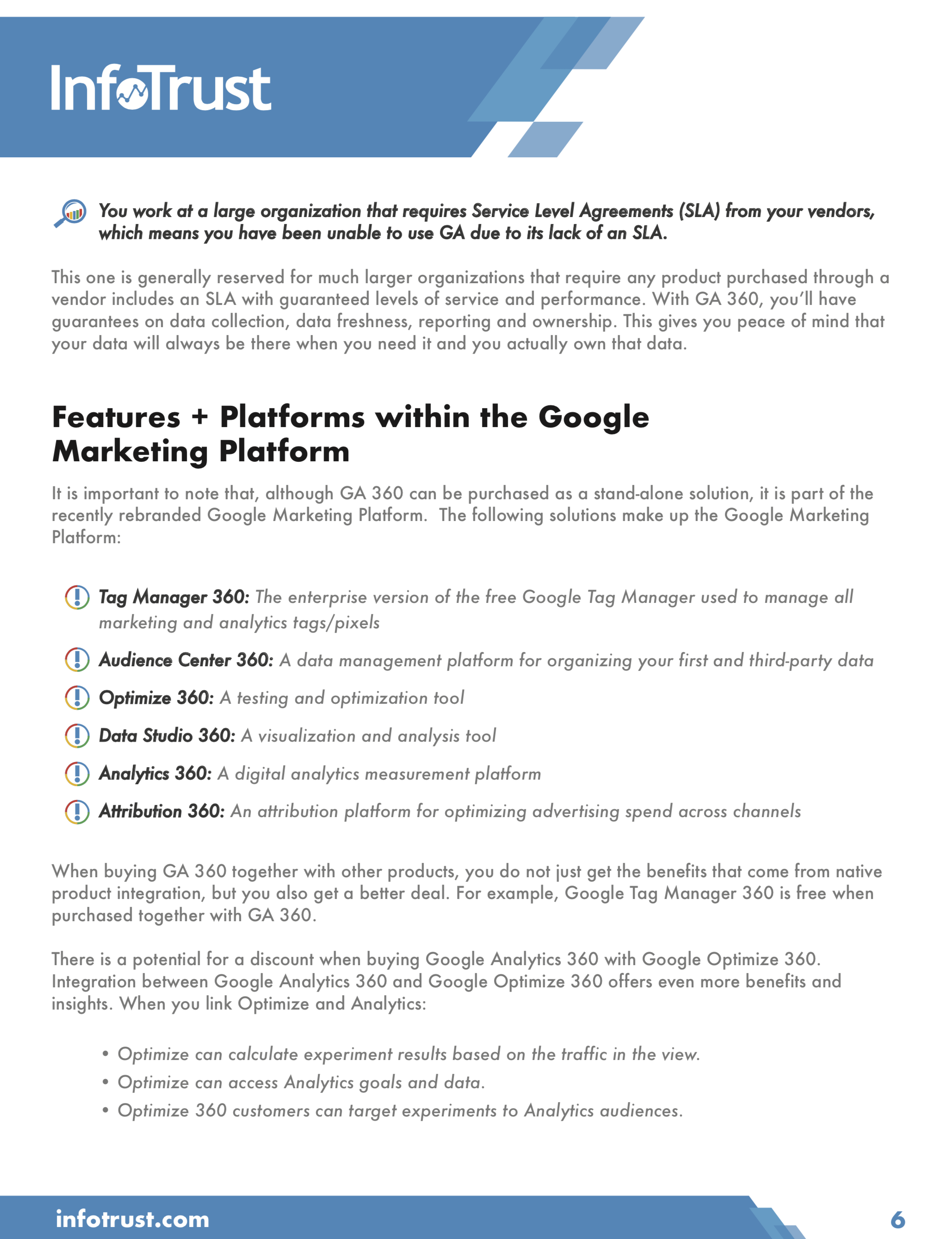 Google Analytics Purchasing Guide for eRetailers