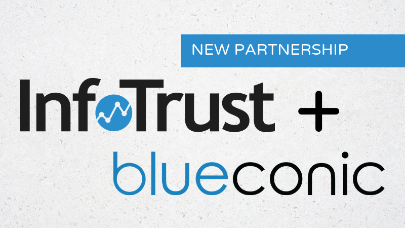 InfoTrust is Now a BlueConic Partner!