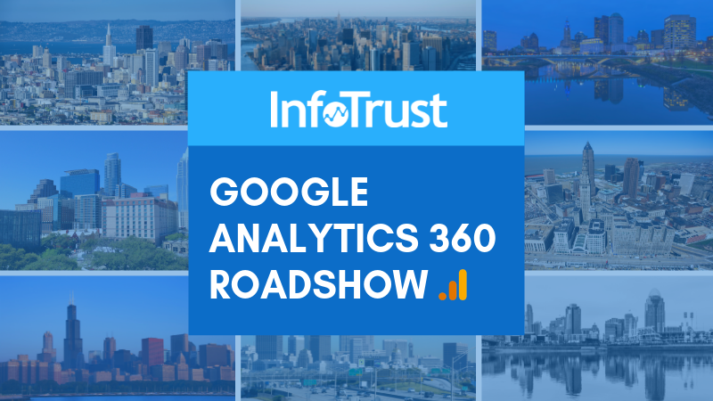 InfoTrust 2019 Roadshow: Growing eCommerce and DTC Business with Google Analytics 360