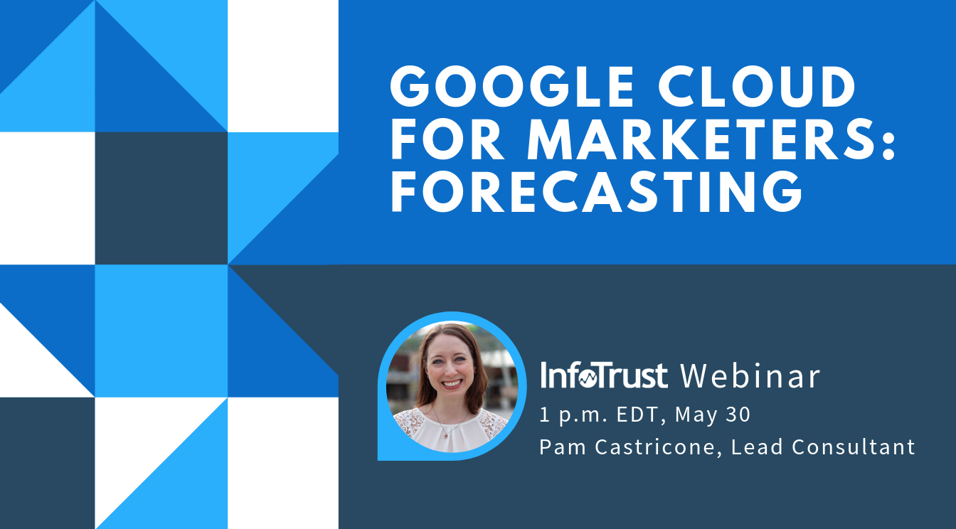 Google Cloud for Marketers Forecasting
