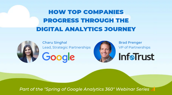 How Top Companies Progress Through the Digital Analytics Journey