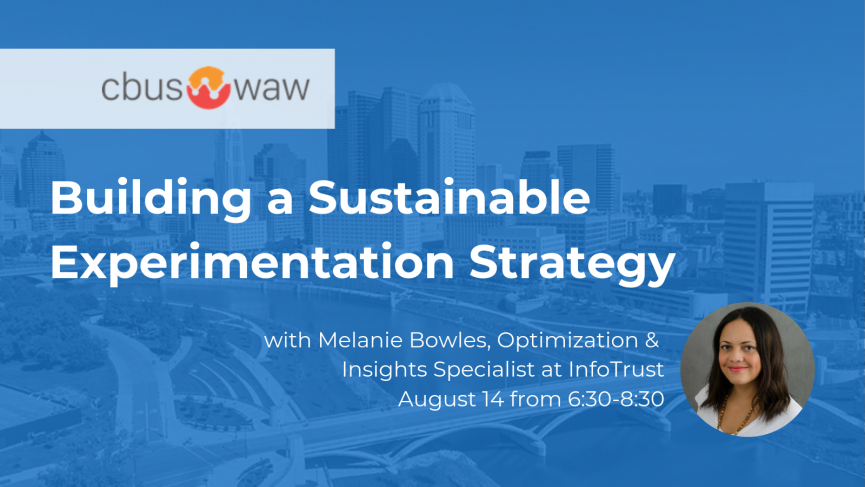 Building a Sustainable Experimentation Strategy