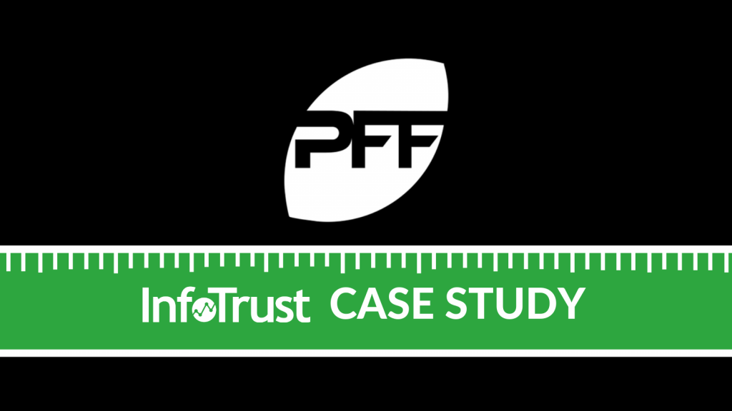 Pro Football Focus case study InfoTrust