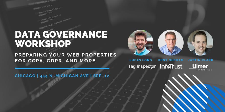 Data Governance Workshop: Chicago