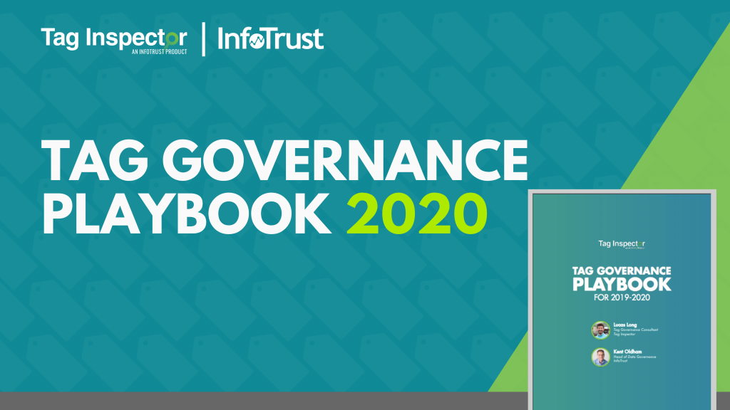 Tag Governance Playbook for 2020