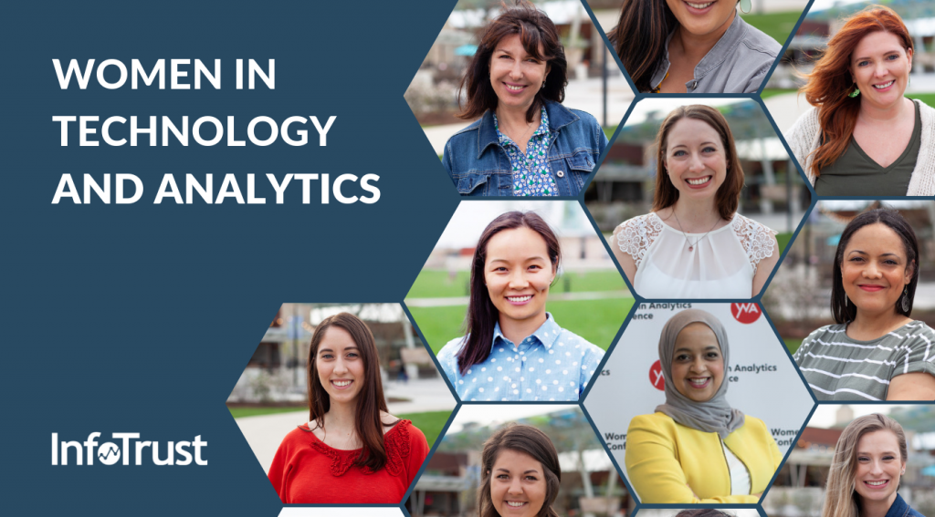 It's a Great Time To Be a Woman in Technology and Analytics