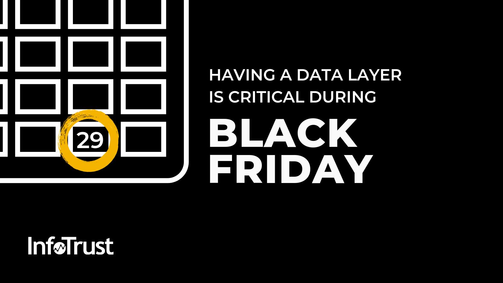 Black Friday data layer