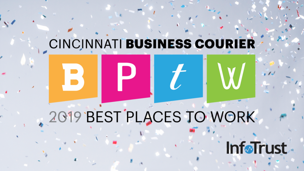 InfoTrust Named One of Cincinnati's Best Places to Work