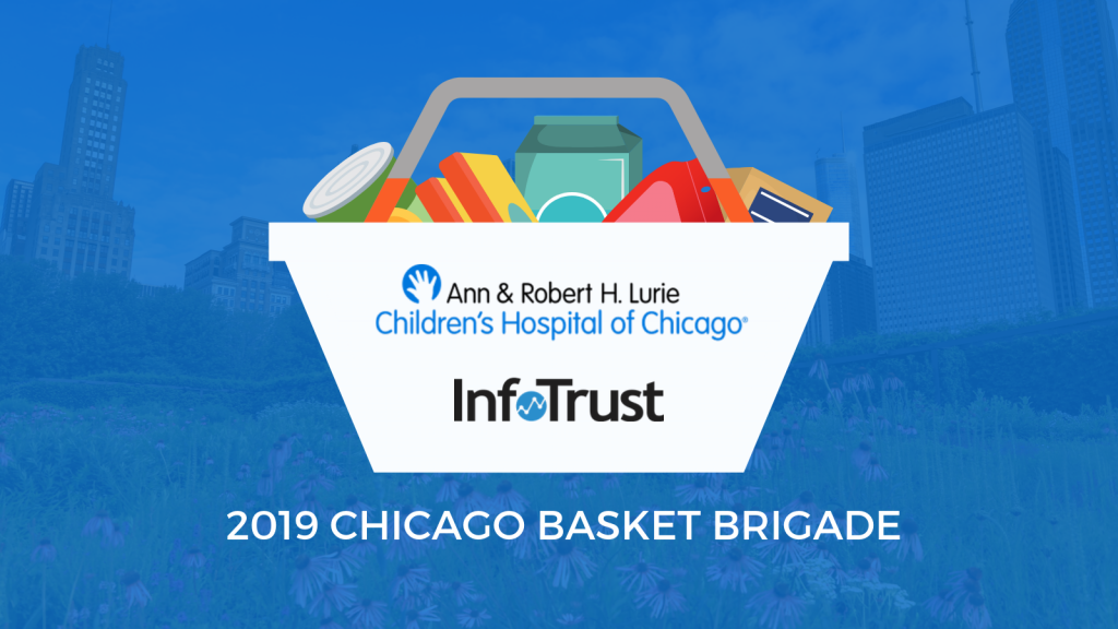 Chicago Basket Brigade to Support Inpatient Families at Lurie Children's Hospital