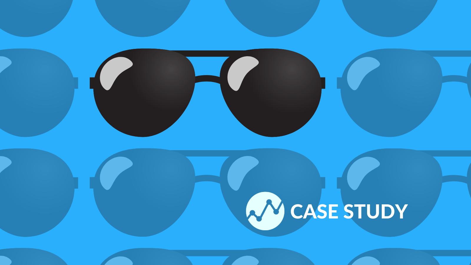 Global Eyewear Leader Case Study: Custom Dashboards