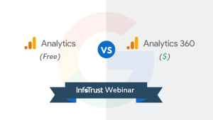 Google Analytics vs Analytics 360 differences