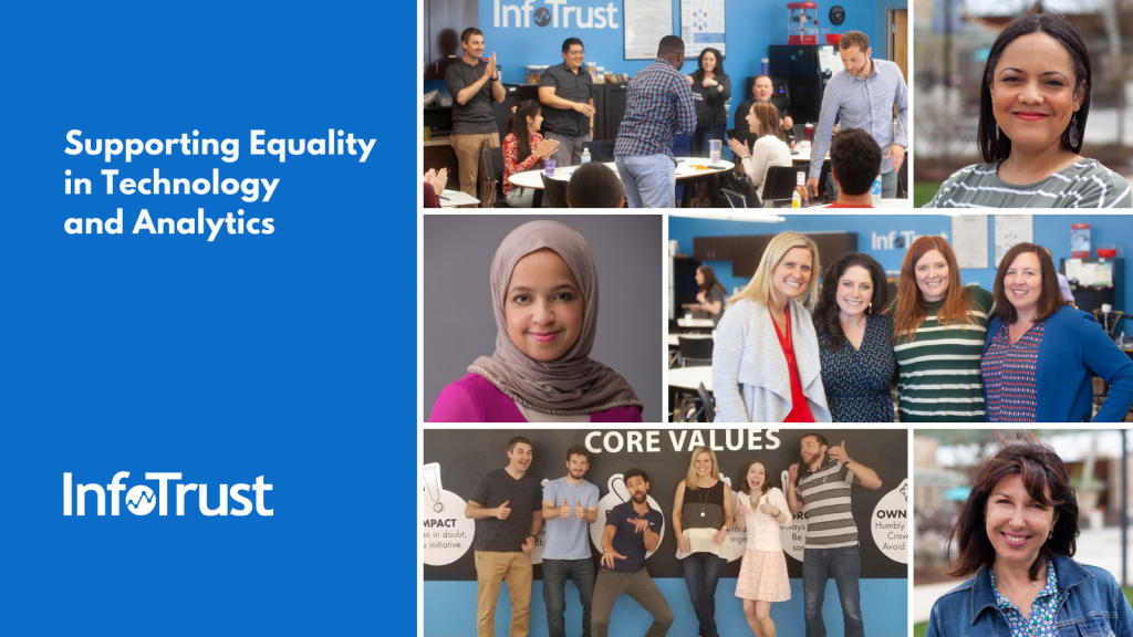 Join InfoTrust on the Journey Towards Organizational Maturity in Supporting Equality in Tech