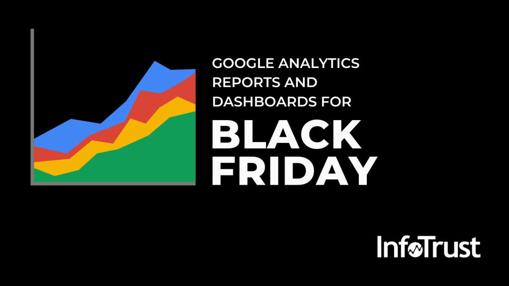 Black Friday Google Analytics Reports Dashboards