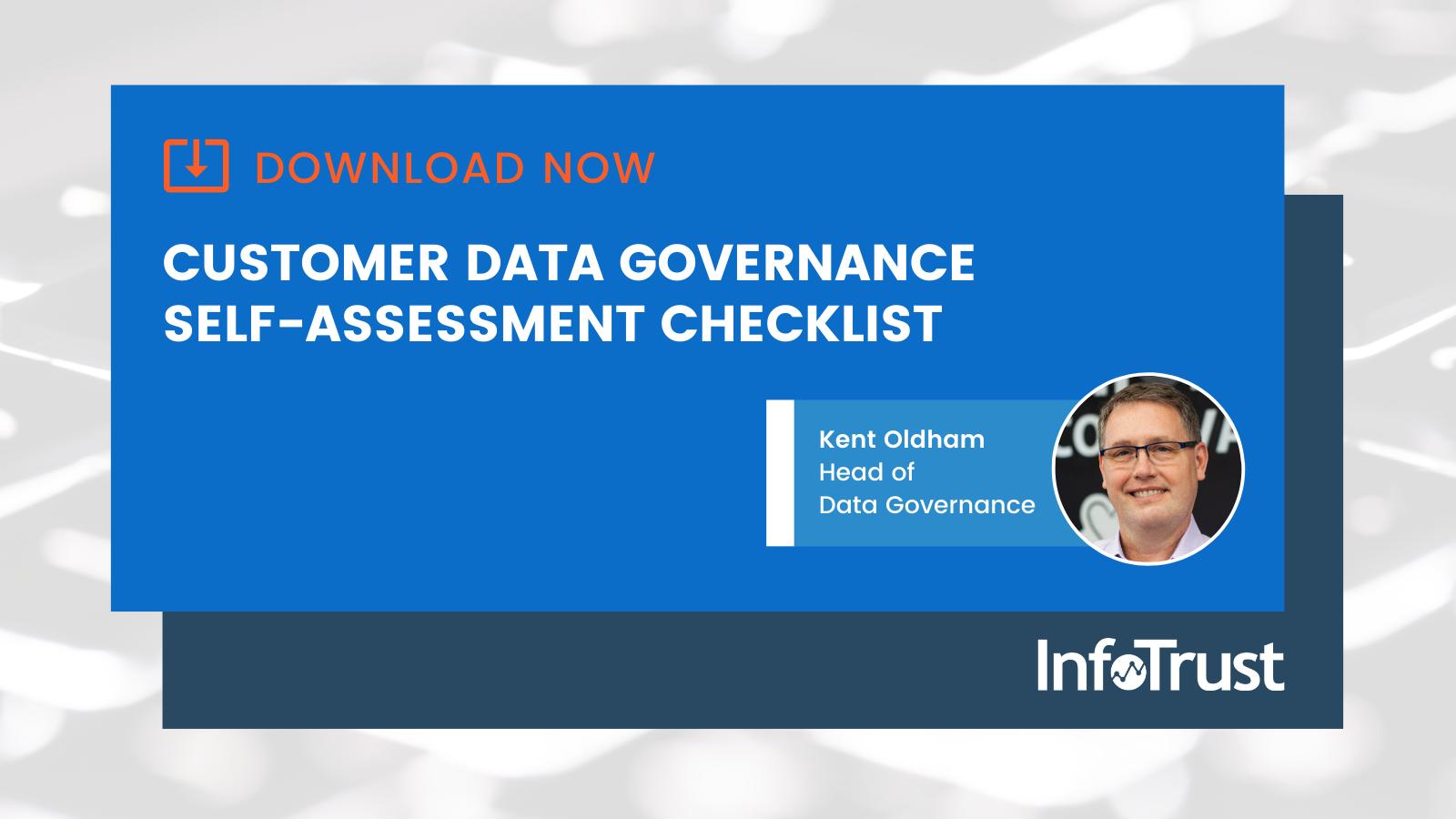 Customer Data Governance Self-Assessment Checklist