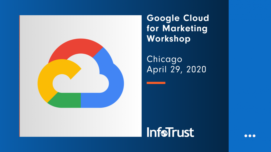 Google Cloud for Marketing Workshop 2020