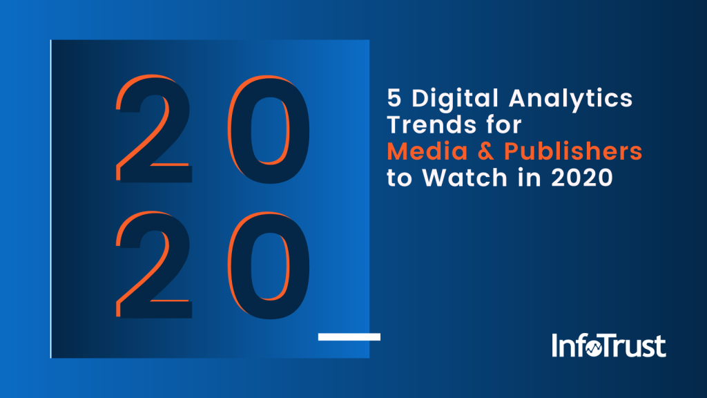 5 Digital Analytics Trends for Media and Publishers to Watch in 2020