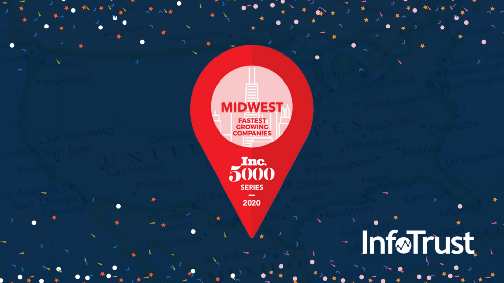 Inc. Names InfoTrust Among 250 Most Successful Midwest Companies