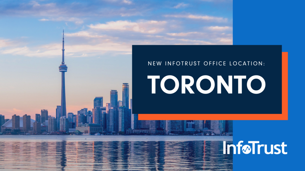 InfoTrust Expands International Presence with New Toronto Office
