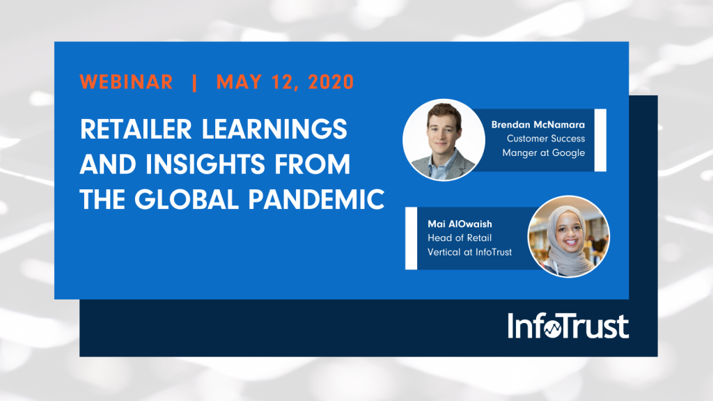 Webinar: Retailer Learnings and Insights from the Global Pandemic