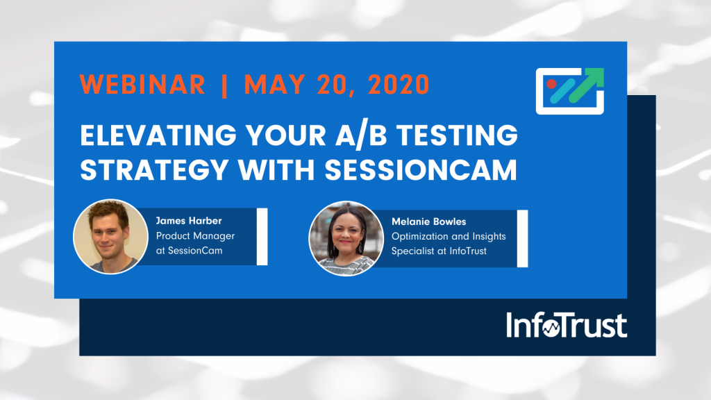 Webinar: Elevating Your A/B Testing Strategy with SessionCam