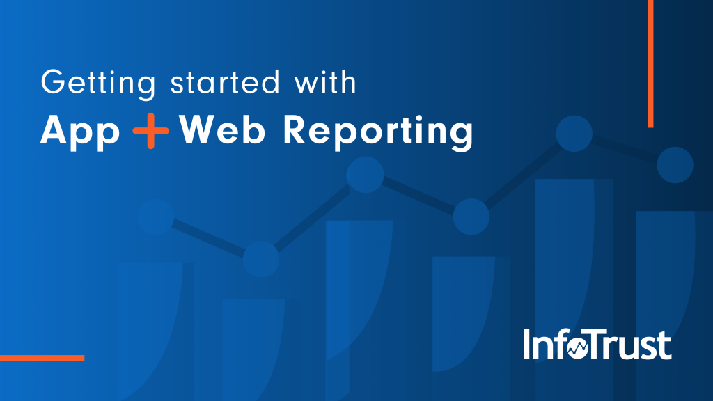 Getting started app web reporting