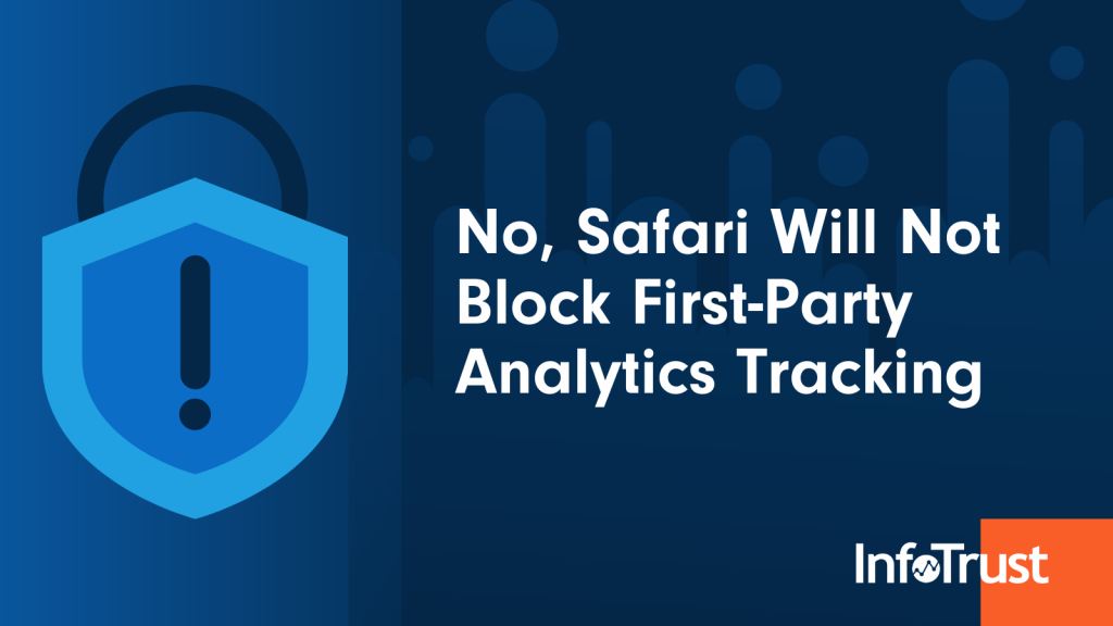 No, Safari Will Not Block First-Party Analytics Tracking