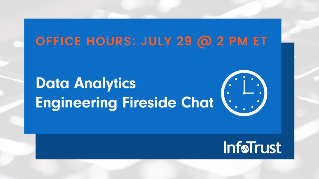 Data Analytics Engineering Fireside Chat