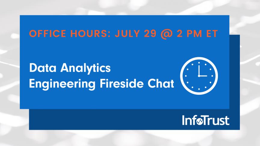 Digital Analytics Engineering Fireside Chat