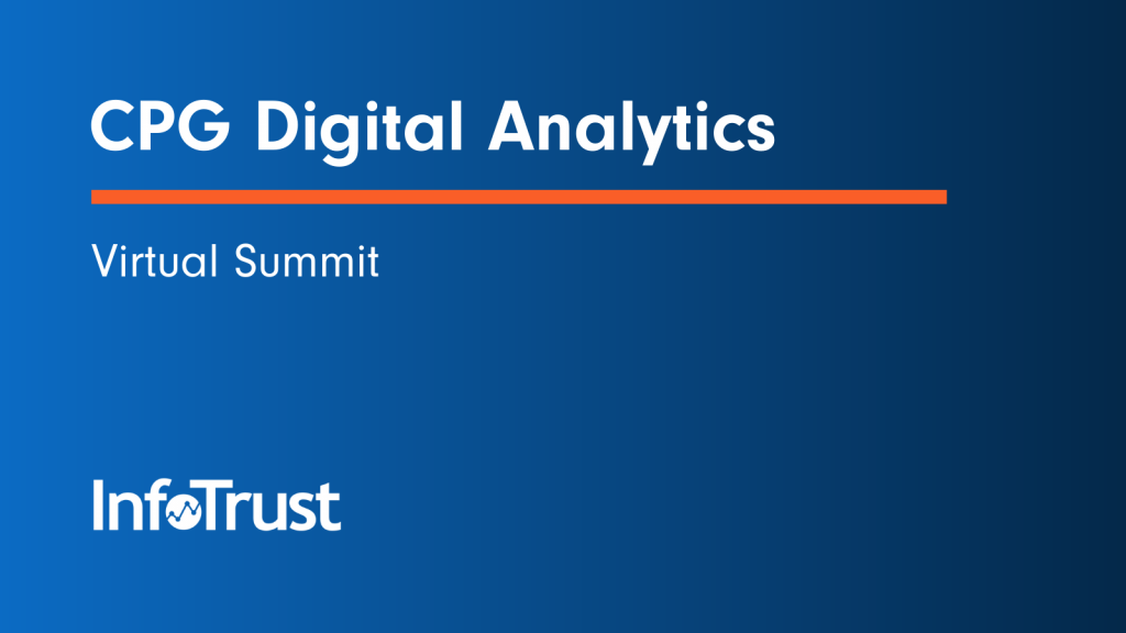 CPG Digital Analytics Virtual Summit