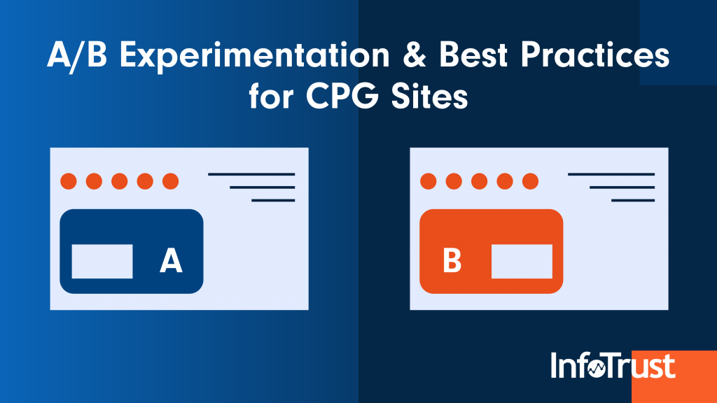 A/B Experimentation & Best Practices for CPG Sites