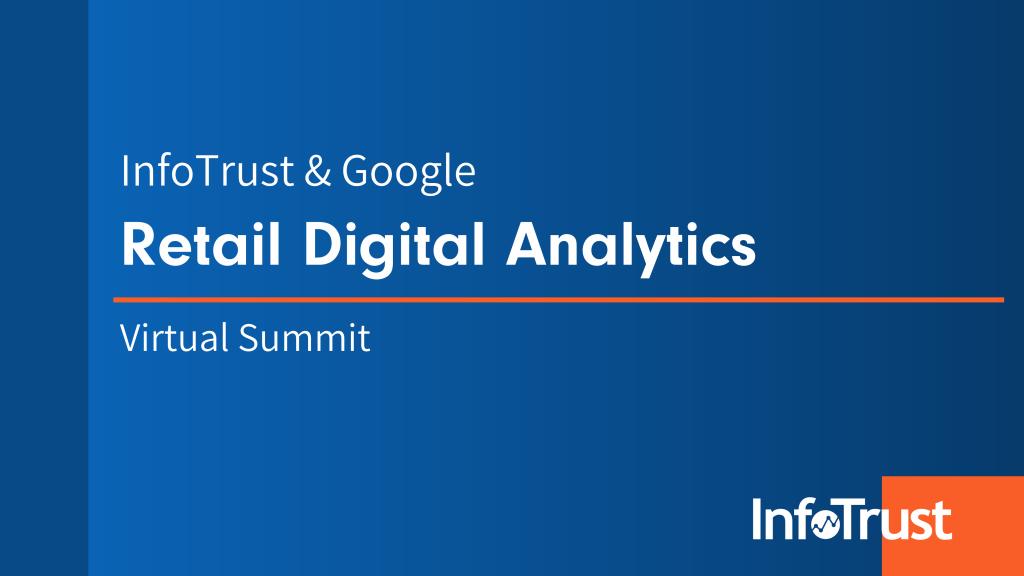 Retail Digital Analytics Virtual Summit