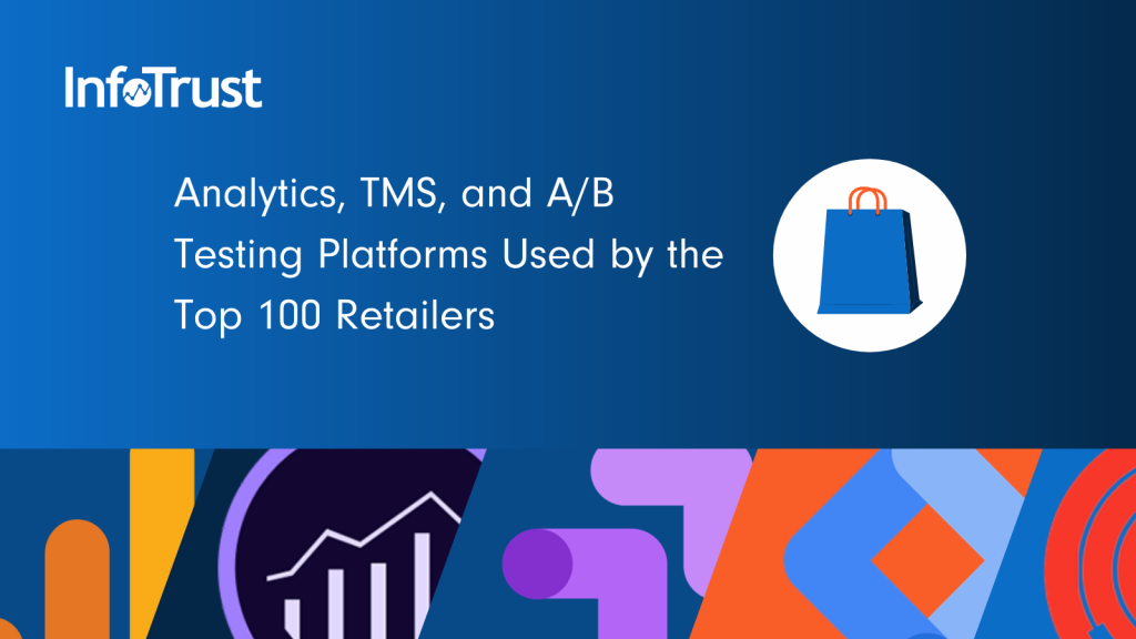 Which Analytics, TMS, and A/B Testing Platforms are Used by the Top 100 Retailers?
