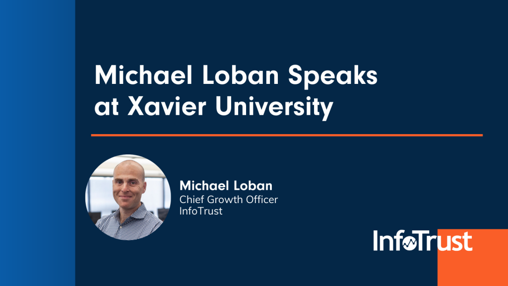 Michael Loban Speaks at Xavier University