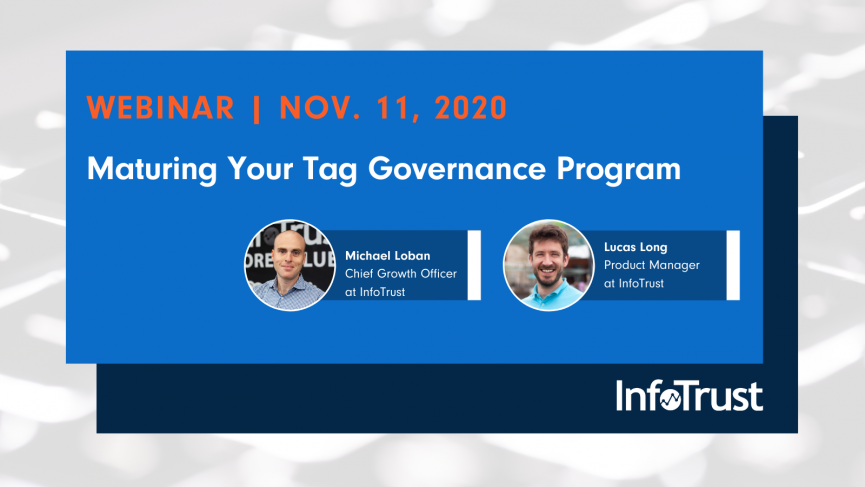 Maturing Your Tag Governance Program