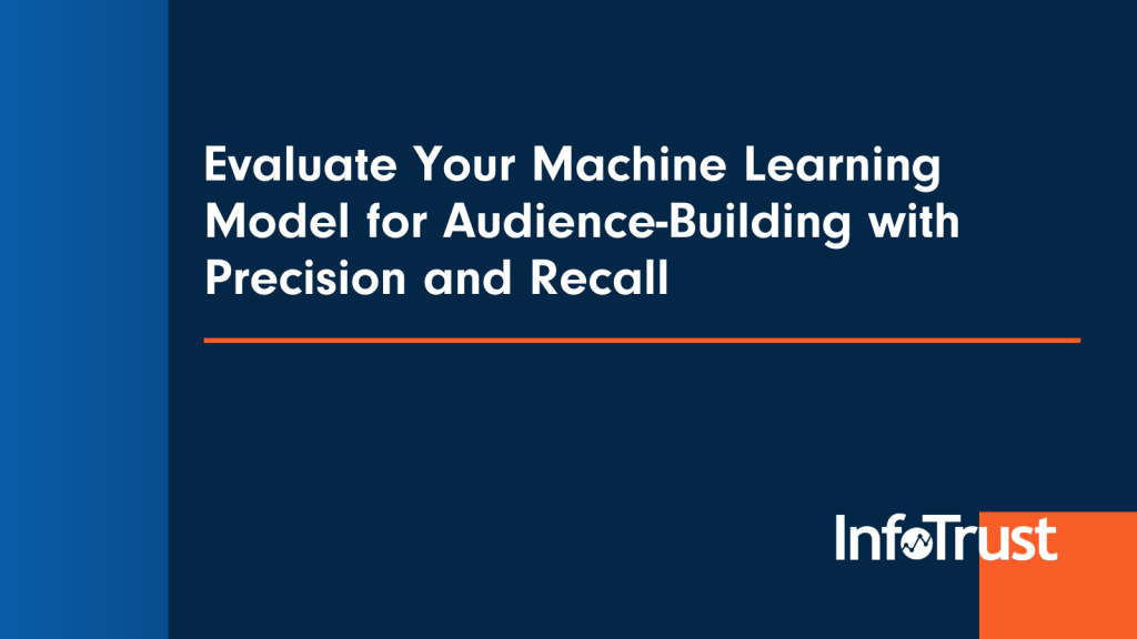 Evaluate Your Machine Learning Model for Audience-Building with Precision and Recall