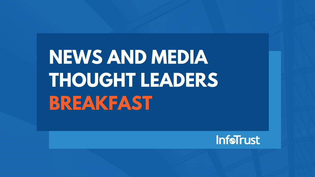 News and Media Thought Leaders Virtual Breakfast