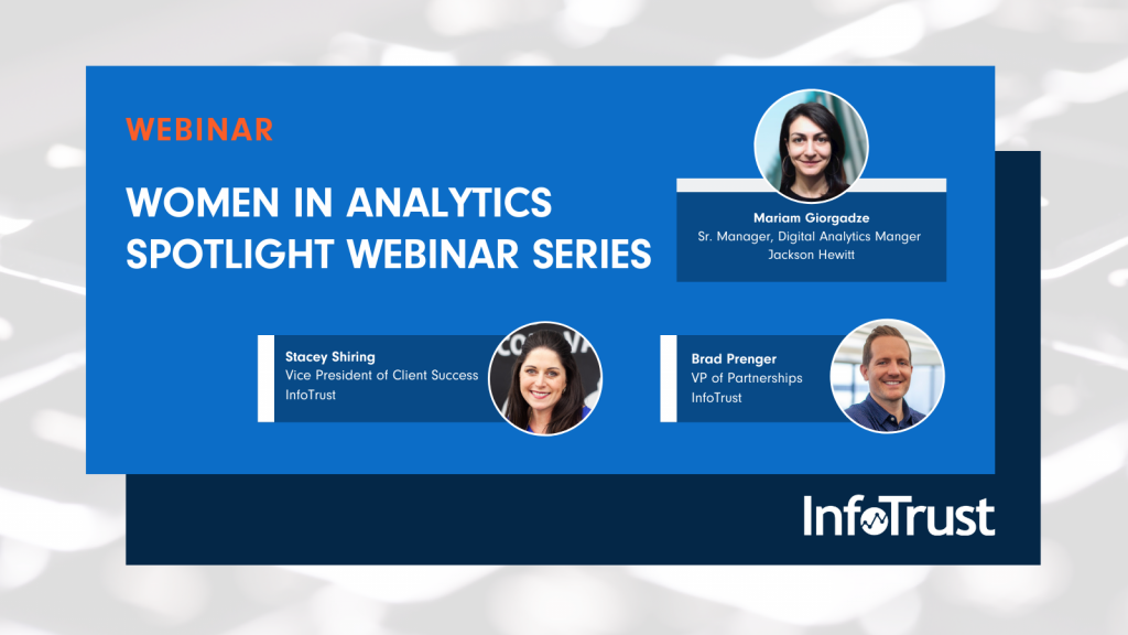 Women in Analytics Spotlight Webinar Series: Mariam Giorgadze of Jackson Hewitt