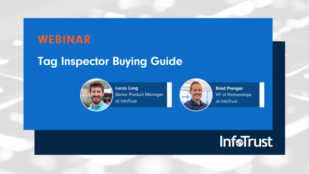 Tag Inspector Platform Buying Guide