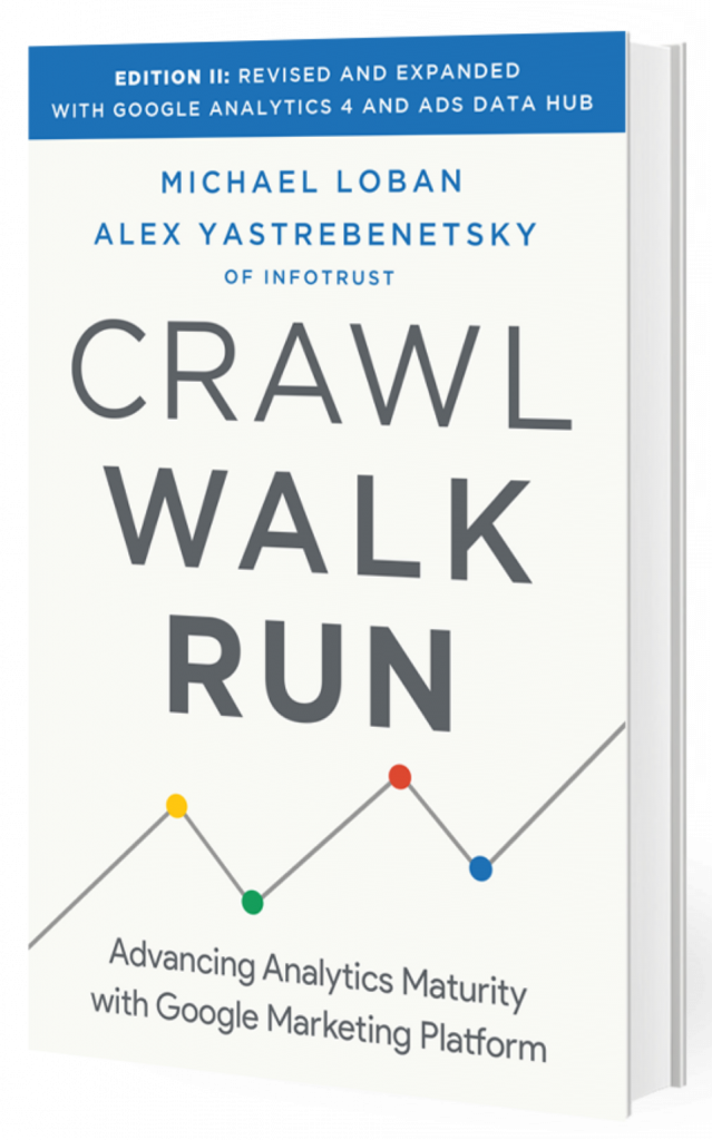 Crawl, Walk, Run book edition 2