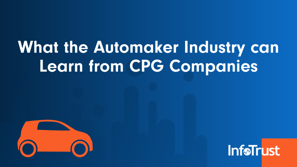 What the Automotive Industry can Learn from CPG Companies