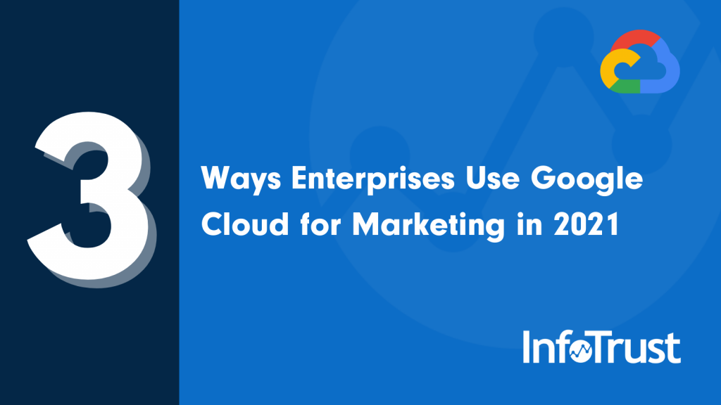 3 Ways Enterprises Use Google Cloud for Marketing in 2021