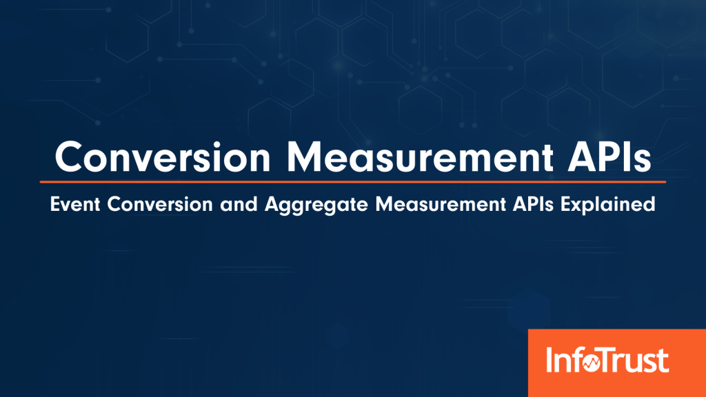 Conversion Measurement APIs: Event Conversion and Aggregate Measurement APIs Explained