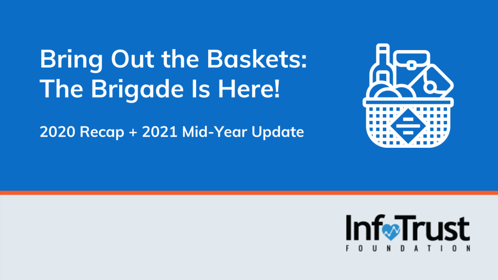 Bring Out the Baskets: The Brigade Is Here!